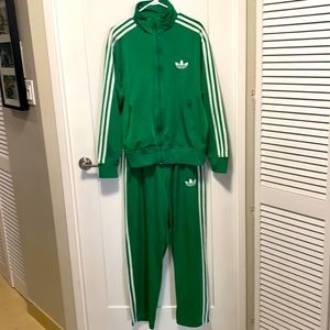Adidas vintage Tracksuit medium MINT